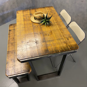 reclaimed dining tables