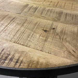 Mango wood table top