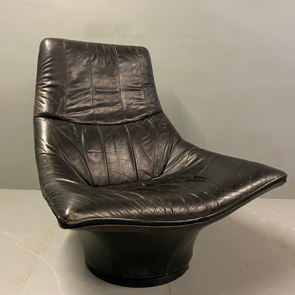 Montis Leather Lounge Chair