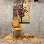 Load image into Gallery viewer, Suede dining chairs
