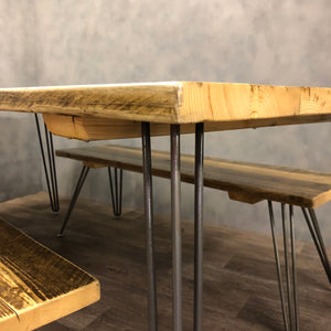 Reclaimed table top