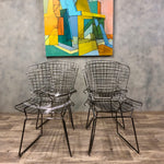 Load image into Gallery viewer, Harry Bertoia inspired wire chair