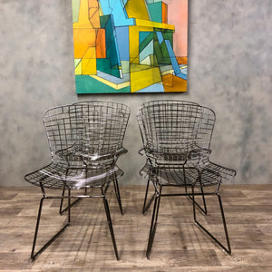 Harry Bertoia inspired wire chair