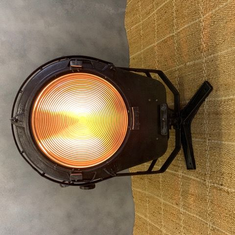 Movie lamp