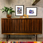 Load image into Gallery viewer, Midcentury Rosewood sideboard/highboard by Gunni Omann