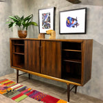 Load image into Gallery viewer, Midcentury credenza
