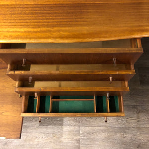 Midcentury drawers