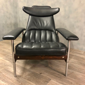Front midcentury design chair