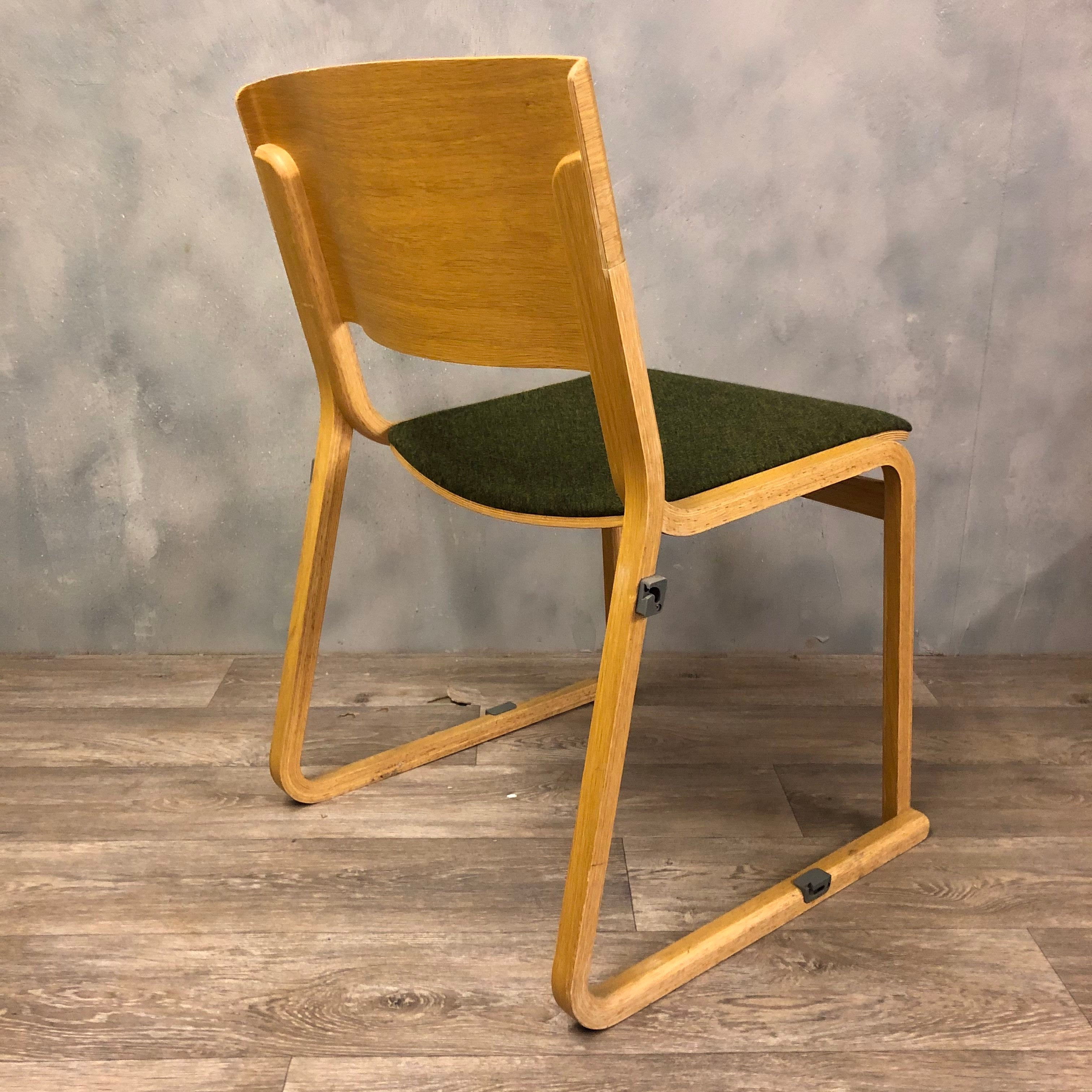 Theo Stacking Chair by Chorus Furniture