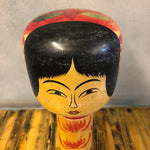 Load image into Gallery viewer, Vintage Japanese Kokeshi doll #019 LARGE*
