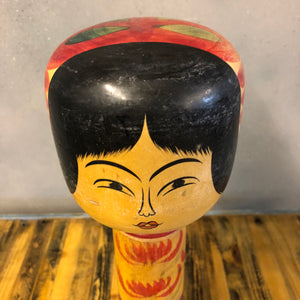Vintage Japanese Kokeshi doll #019 LARGE*