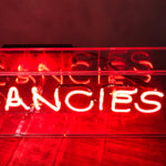 Load image into Gallery viewer, Vintage Neon 'Vacancies' in vibrant red.