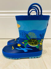 Load image into Gallery viewer, Ocean Wellies