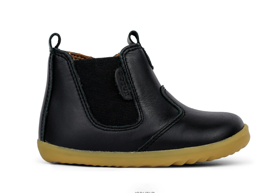 Step Up Jodphur Boots Black