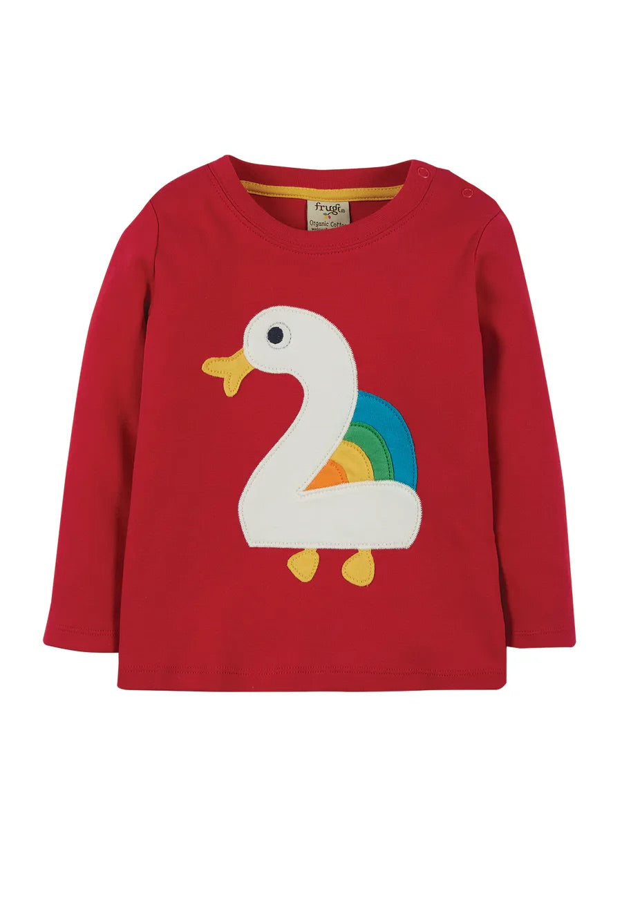 Magic Number T-shirt Duck
