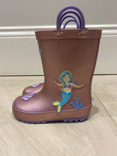 Load image into Gallery viewer, Margot Rose Gold Wellies