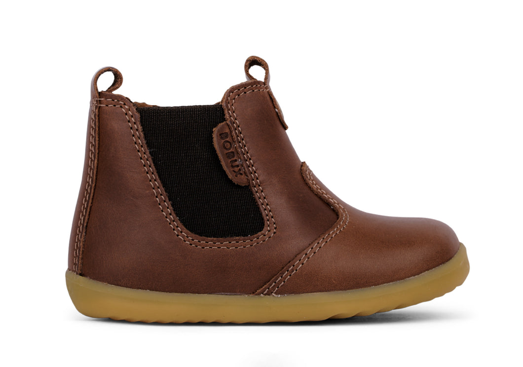 Step Up Jodphur Boots Toffee