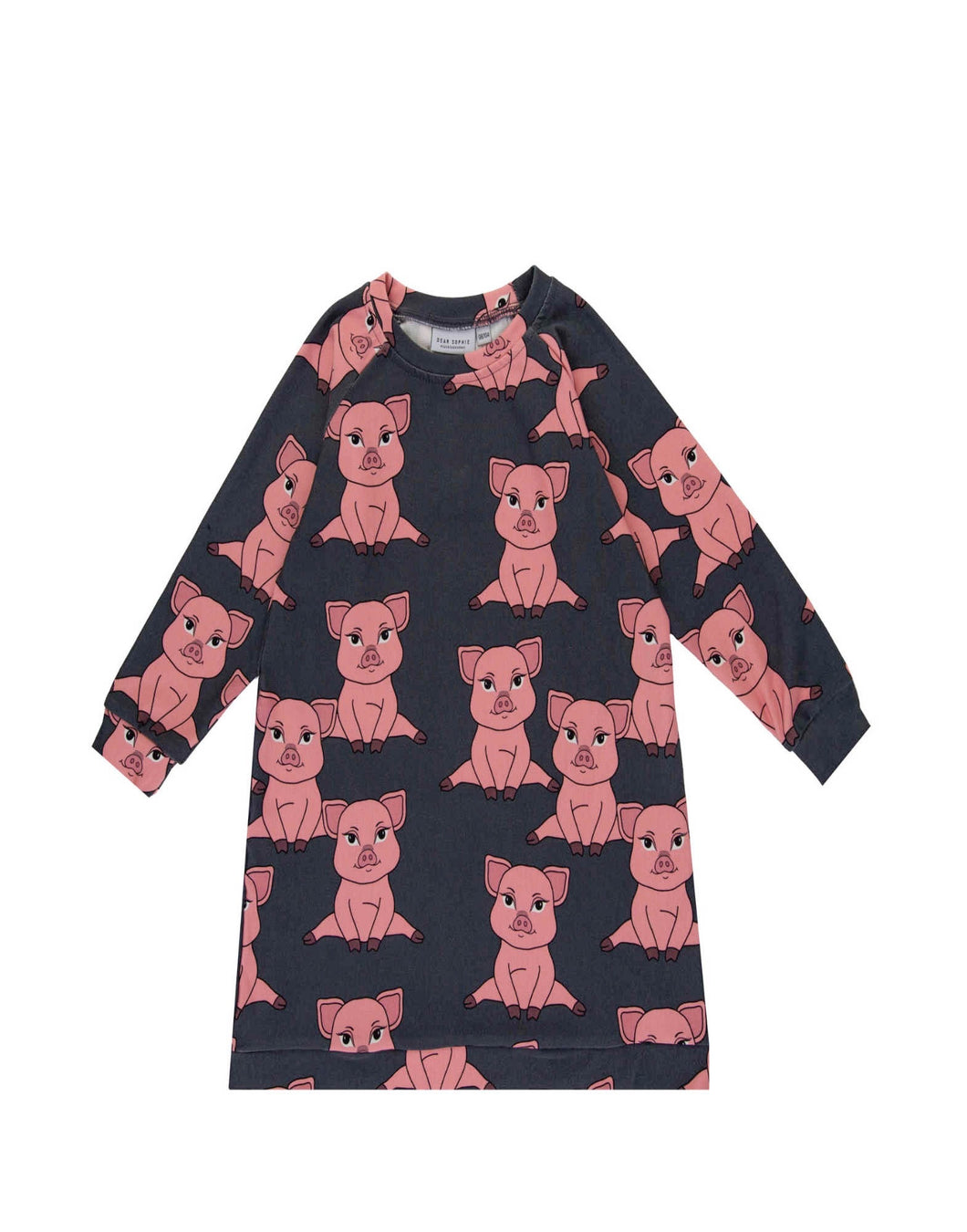 Piggy Dark Tunic