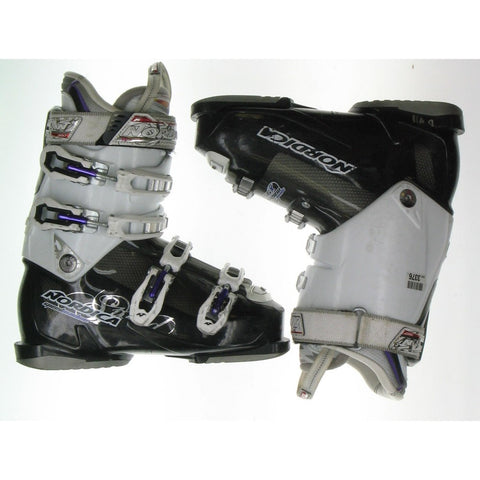 Used Nordica Speed Machine X95W Ski Boots