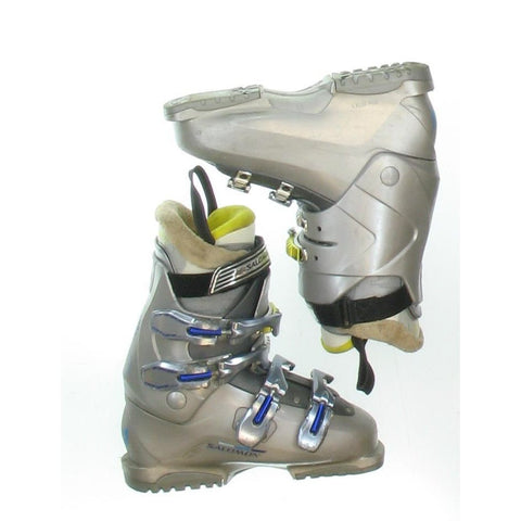 Used Salomon Irony 6 Ski Boots