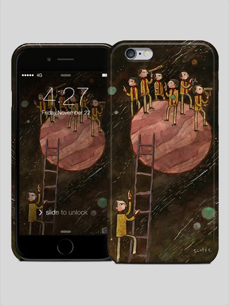 Iphone 6 case - The Cosmos