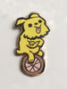 Wheel Dog Pin