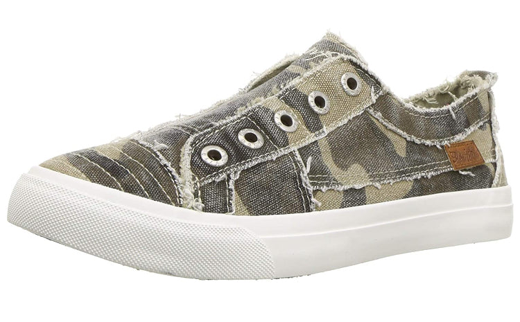 Camo Blowfish Sneaker
