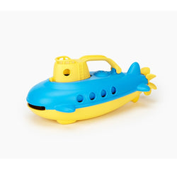 GREEN TOYS - SUBMARINE YELLOW CABIN