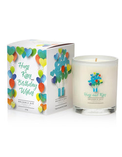 Bramble Bay Candle Hugs n Kisses Birthday (Wild Fig) 270gm