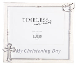 Gibson My Christening Day Frame