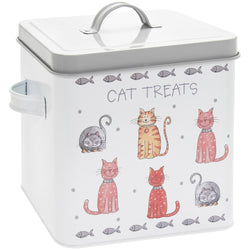 Gibson Faithful Friends Cat Treats Box