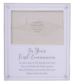 Gibson On Your FIrst Communion Frame 6x4