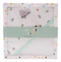 Gibson BAMBOO BABY HOODED TOWEL
