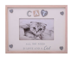 Gibson Sentiments Frame Cat 6x4