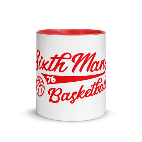 Sixth Man Basketball Mug