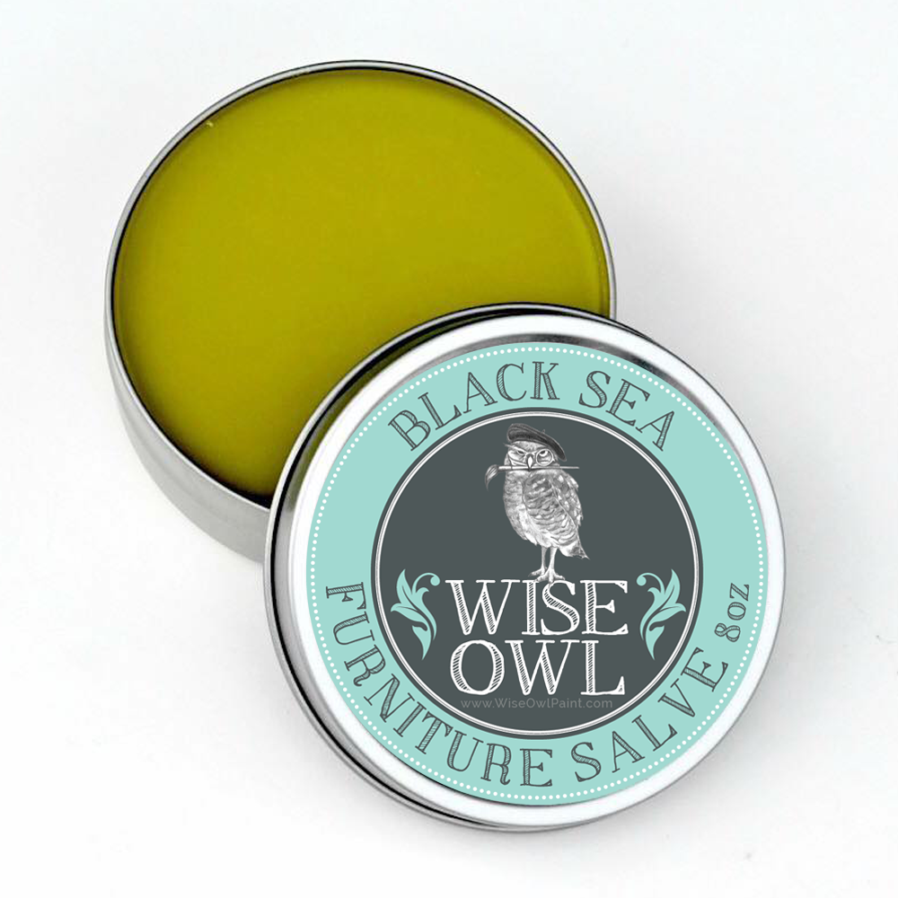 Wise Owl Furniture Salve - Black Sea
