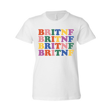 Load image into Gallery viewer, BRITNF Youth Tee