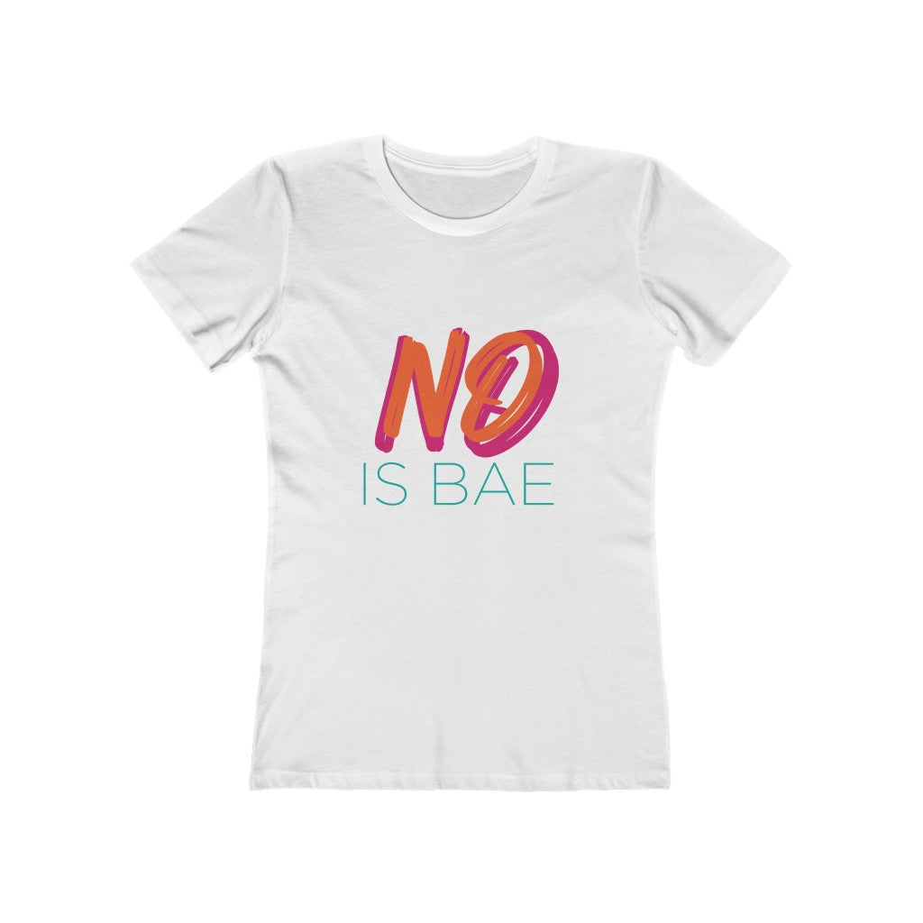 No is Bae Boyfren Tee