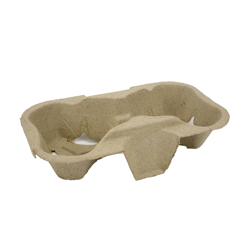 Go Pak 2 Cup Carry Tray (qty 360)