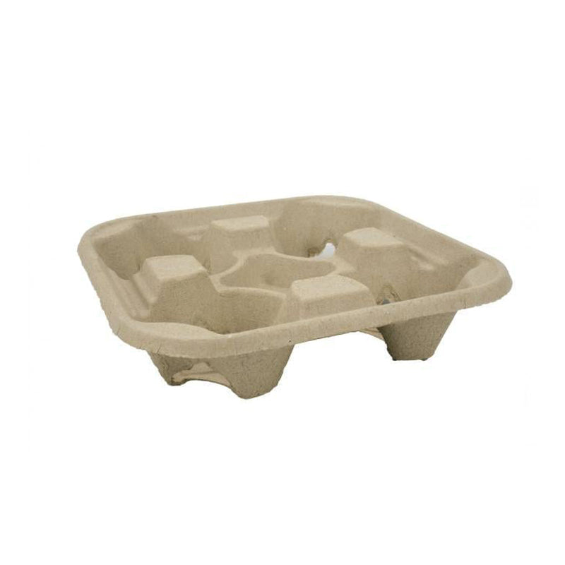 Go Pak 4 Cup Carry Tray (qty 180)