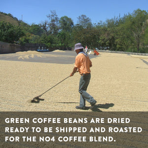 The No 4 Blend