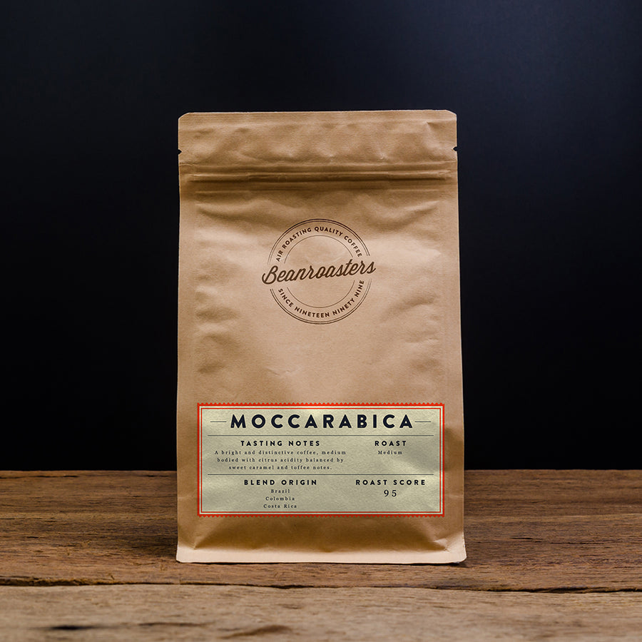 The Moccarabica Blend