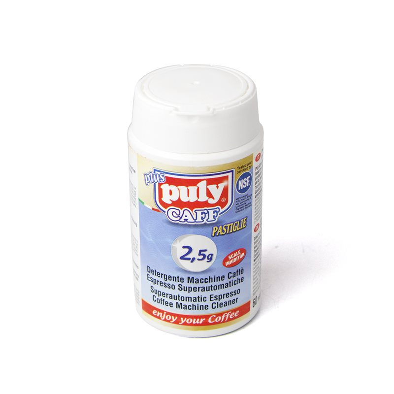Puly Caff Tablets Tub of 60 x 2.5g