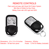 Smart WiFi Alarm System Remote Controls - Big Easy Security