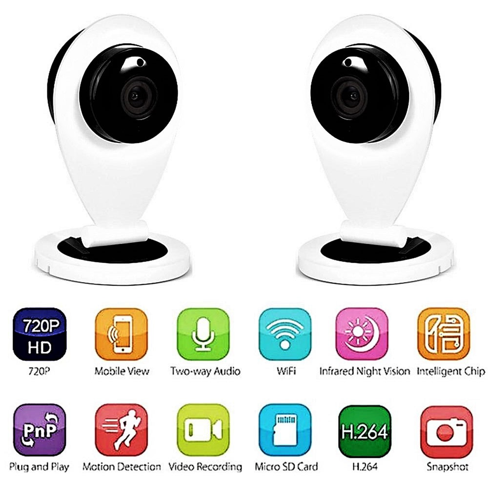 Wireless Home Security System Diy Alarm System With Cameras
