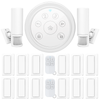 Smart Wi-Fi Alarm System with Cameras