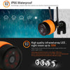 Weatherproof Outdoor Camera with Night Vision and Motion Detection