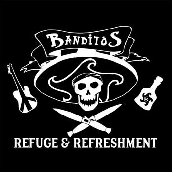 BANDITOS CAR DECAL