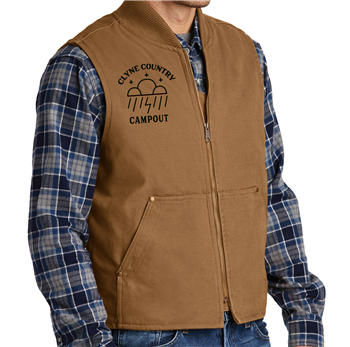 Clyne Country Campout Vest