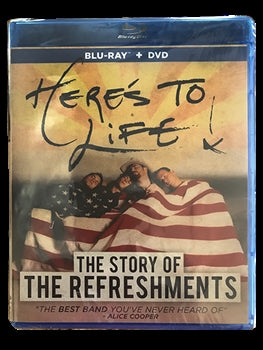 HERE'S TO LIFE DVD